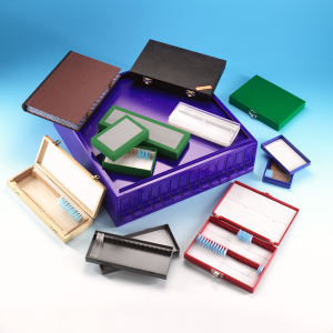 Microscope Slide Storage