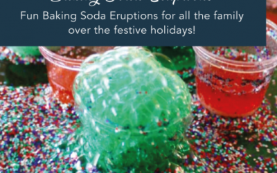Festive – Baking Soda Eruptions