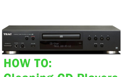 CD Player Cleaning