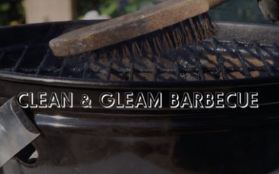 Clean & Gleam Barbecue