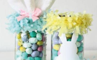 Easter Sweet Jars