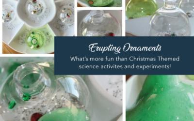 Festive – Erupting Ornaments