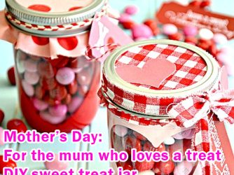 Mother's Day – Treat Jar