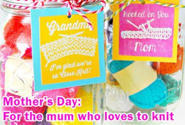 Mother's Day – Knitting Jar