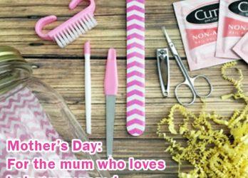 Mother's Day – Mani/Pedi Jar