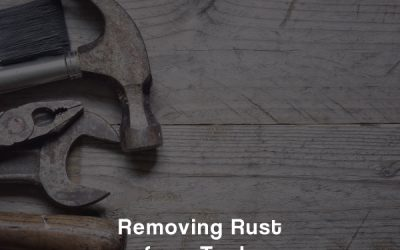 Removing Rust from Tools