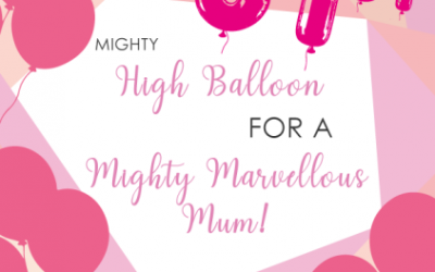 Mighty High Balloon!